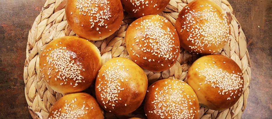 סדנה להכנת לחמניות המבורגר