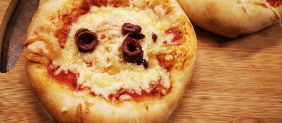 סדנה להכנת פיצה אישית