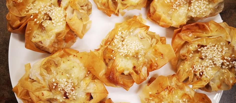 סדנה להכנת בורקס פילו תפוח אדמה