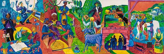 Mural - SAM KERSON - URR - Panel 2 of 2
