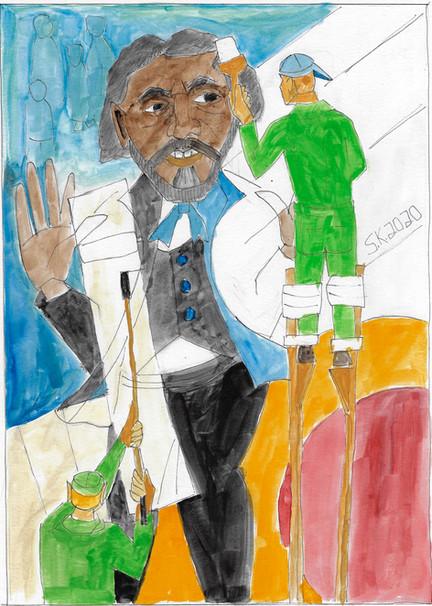 Painting over Frederic Douglass.jpg