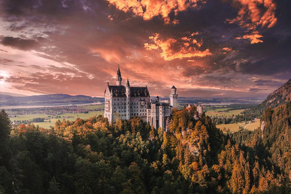 Schloss Neuschwanstein Luminar