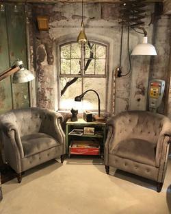 Nya möbler kom idag. Bl.a. dessa sköna f