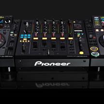 DJ apparatuur