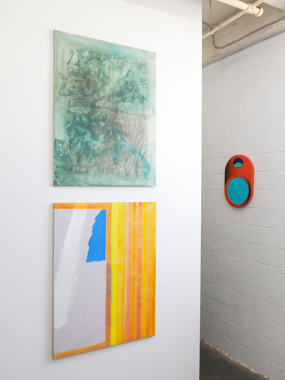 KANALO & Jane Parshall pieces
