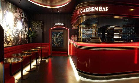 THE GARDEN CINEMA