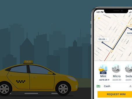 How Micro-Mobily Companies Like Uber Leverage Location Intelligence