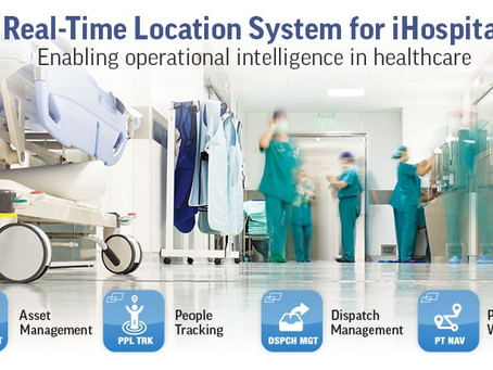 Get Super-fast Results with A Real-time Location for Healthcare!