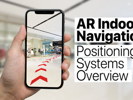 Why Invest in AR for Indoor Positioning System for Smart Homes?