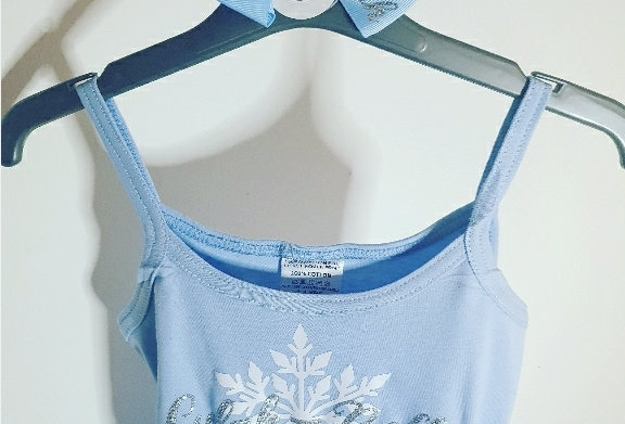 Personalised Frozen Birthday tutu  Dress