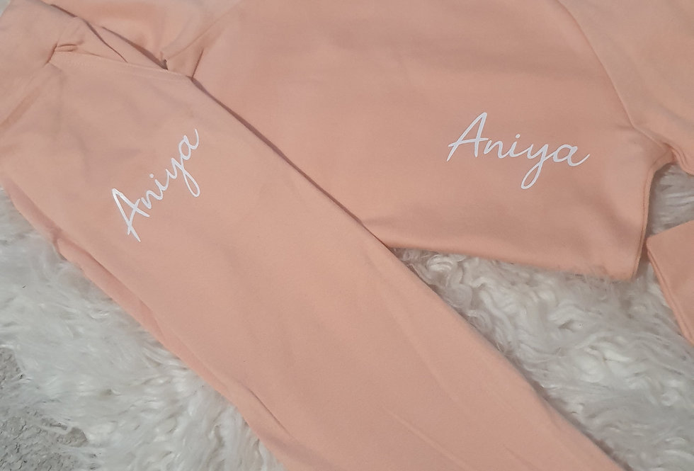Personalised Tracky loungeset