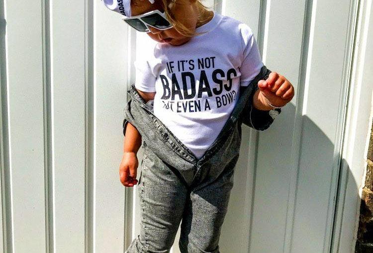if it's not BADASS! T-shirtI