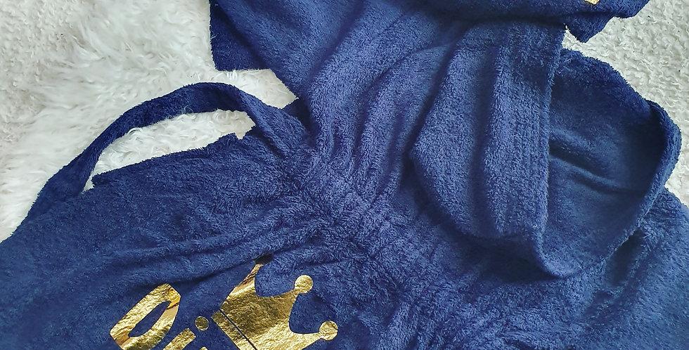 Dressing gown (3/4yrs-12\13yrs boys)