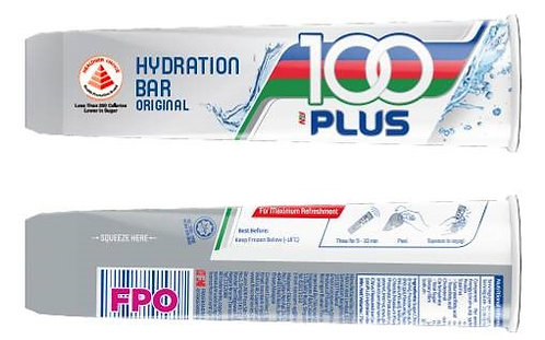 100 Plus Hydration Bar (24pc x 75ml)