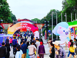 Singapore Festival Hanoi 2019