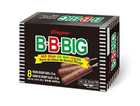 B.B.Big Red Bean (8pc x 70ml)