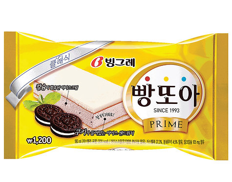 Binggrae Pangtoa Cookies and Cream