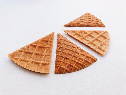 Ice Cream Waffle Fan