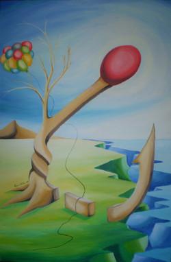 Hooked on balloons