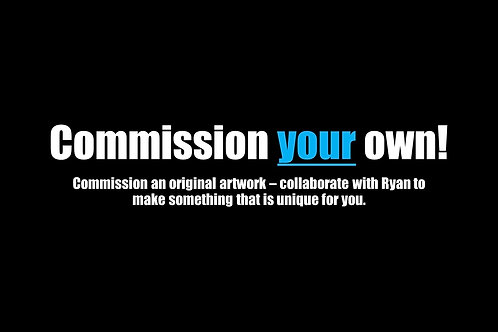 Order a commissioned artwork