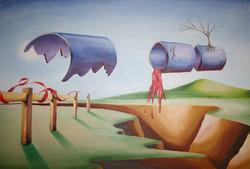 Broken pipe dreams