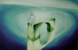 Floating solitude