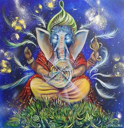 """"""" Ganesh : L'Univers """""""