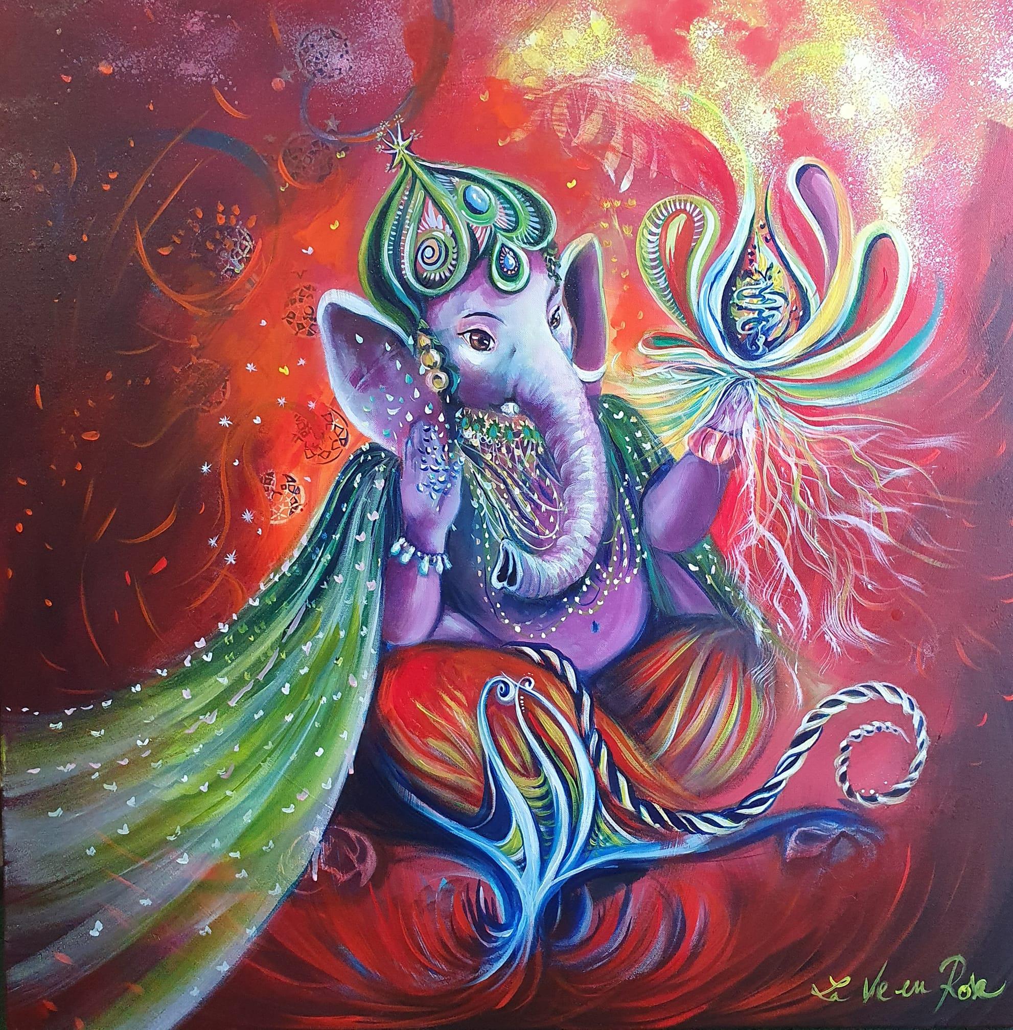 """"""" Ganesh : La Lumière éternelle """""""