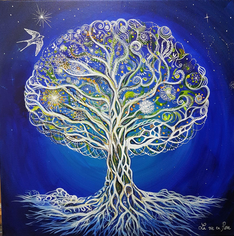"""""""L'arbre de Vie et l'hirondelle """""""
