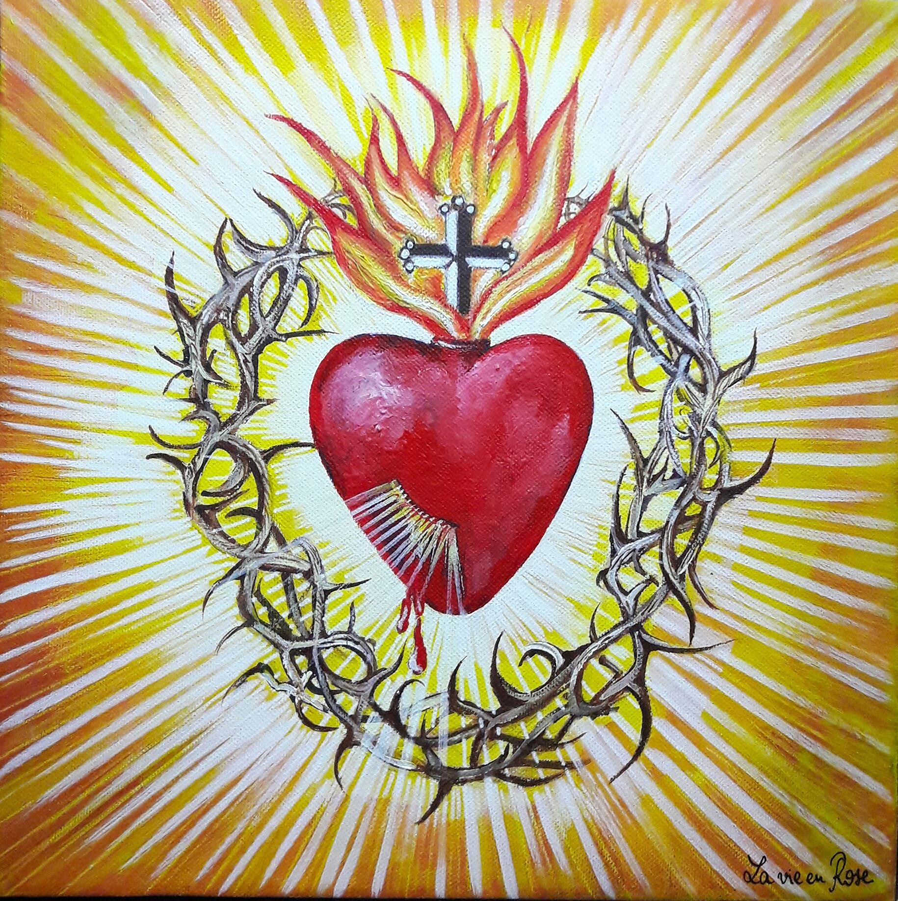 Le Coeur Sacré de Jésus
