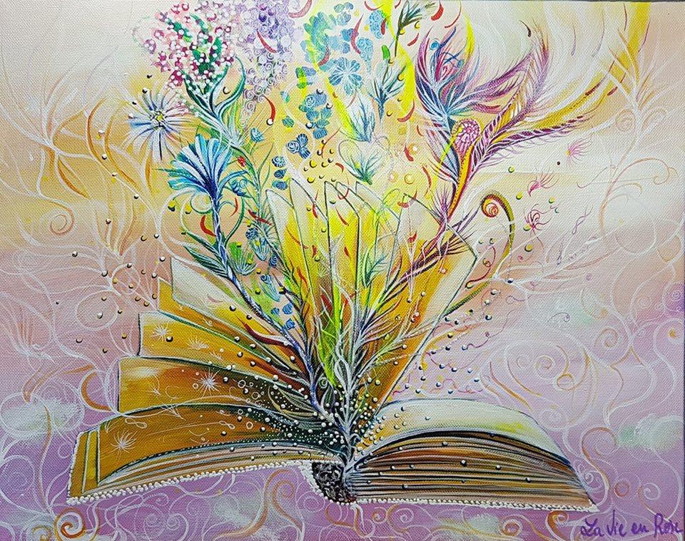 """""""Le livre magique"""""""