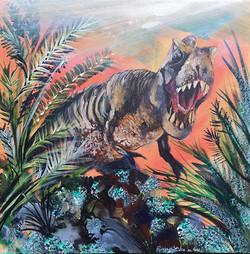 """"""" T-Rex pour Gabriel"""""""