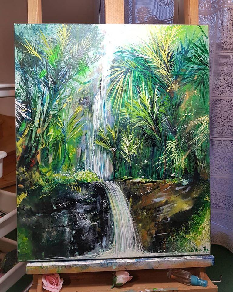 """""""Cascade Tropicale"""""""