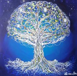L'  Arbre de vie, l'arbre lumière