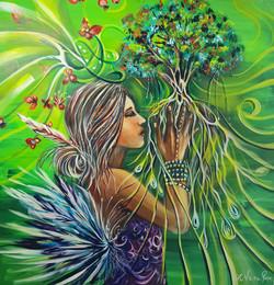 """"""" Communion avec la Nature """""""