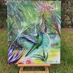 """"""" Le colibri """""""