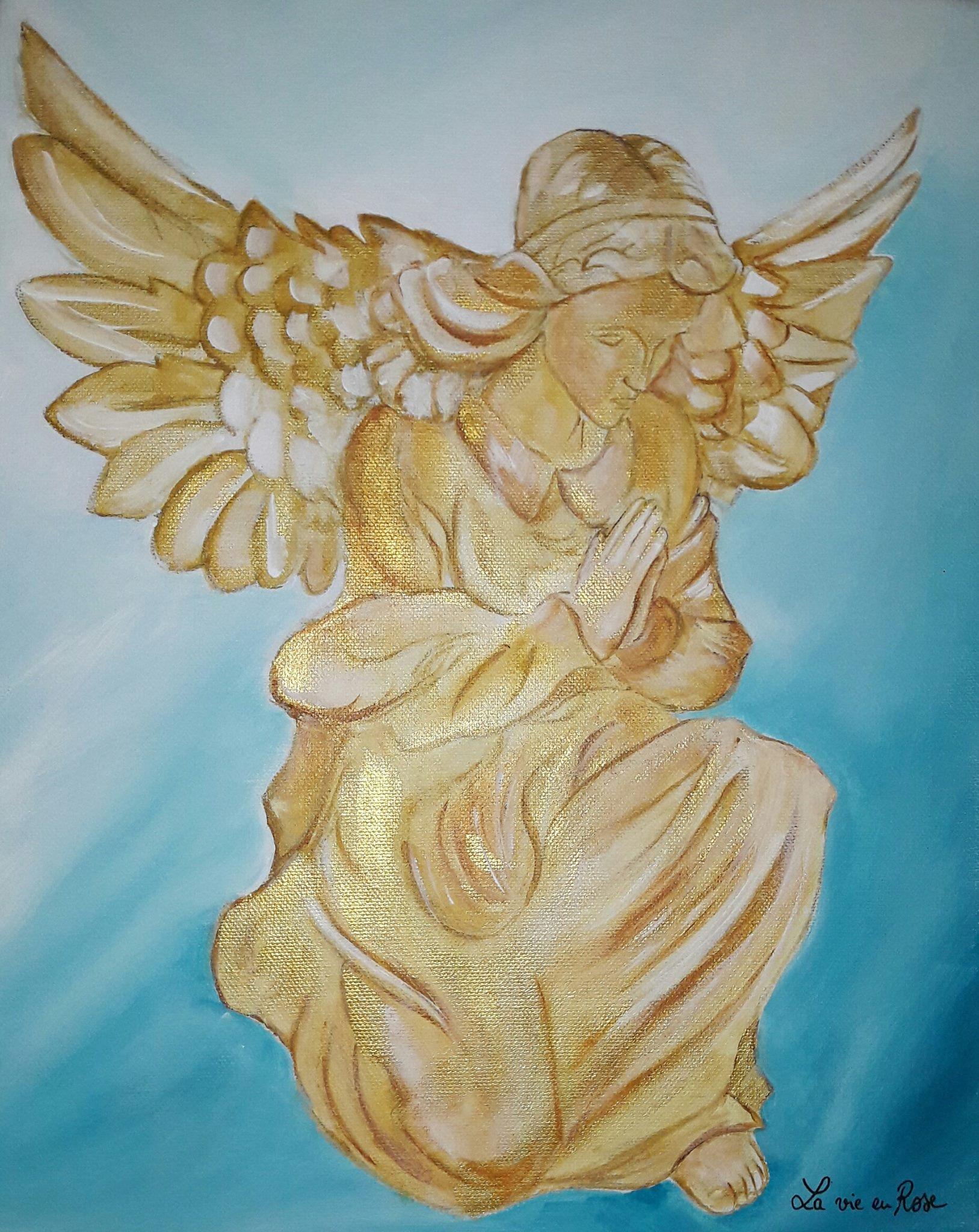 Prière de l'ange