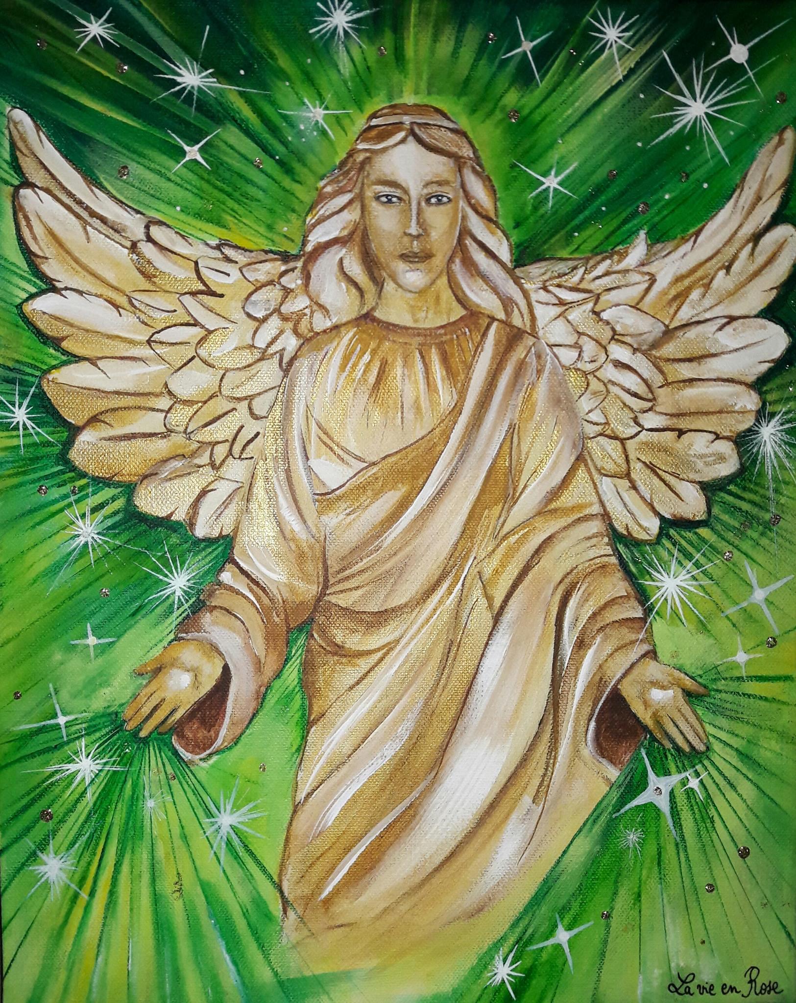 L'Archange Raphael