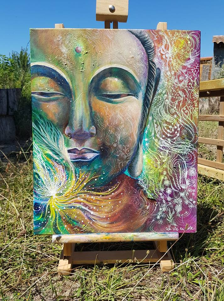 """""""Les énergies de Bouddha"""""""