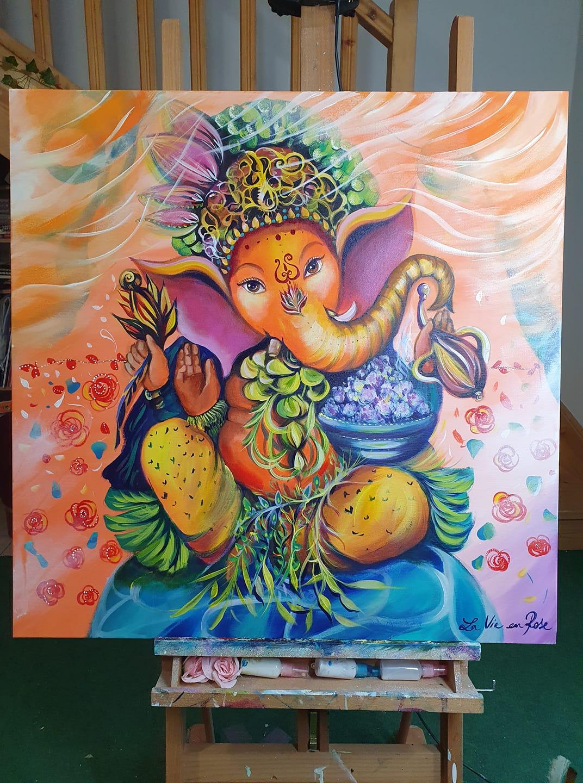 """ Ganesh : L'Abondance """