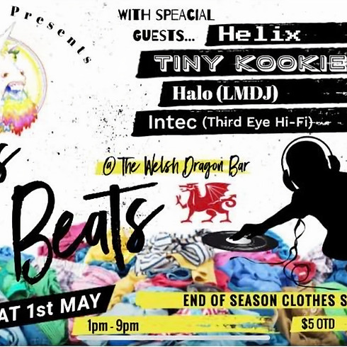 Swaps + Beats > End of Summer Clothes Swap Party!
