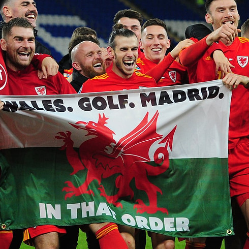 Wales v Bulgaria Nations League