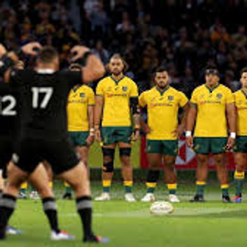 All Blacks v Australia