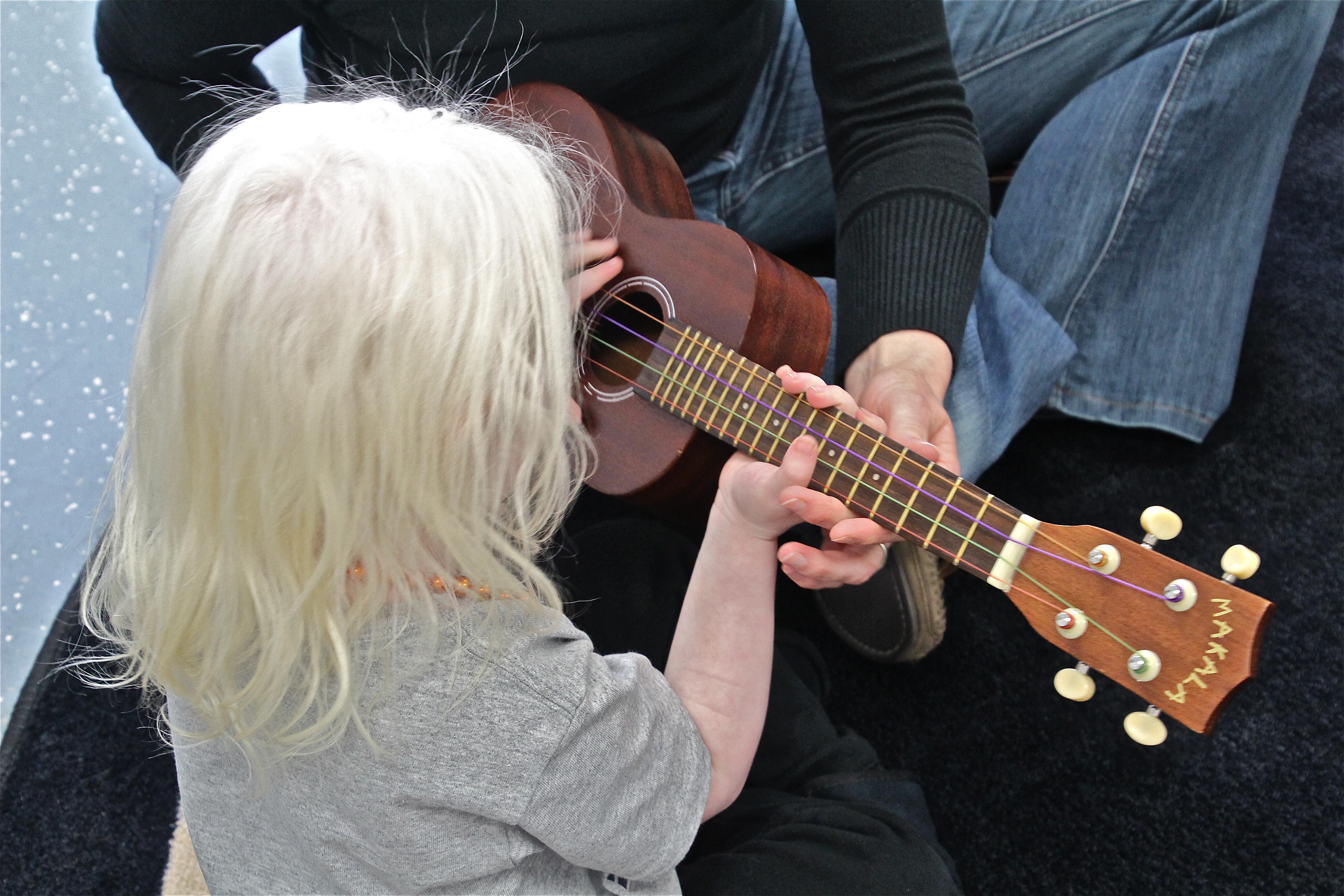 ukulele sharing