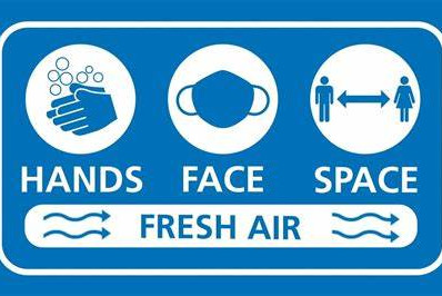 Why the 'Fresh Air' in 'Hands, Face, Space and Fresh Air' is so important.