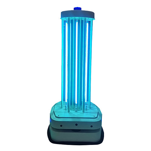 Robotic UV Steriliser