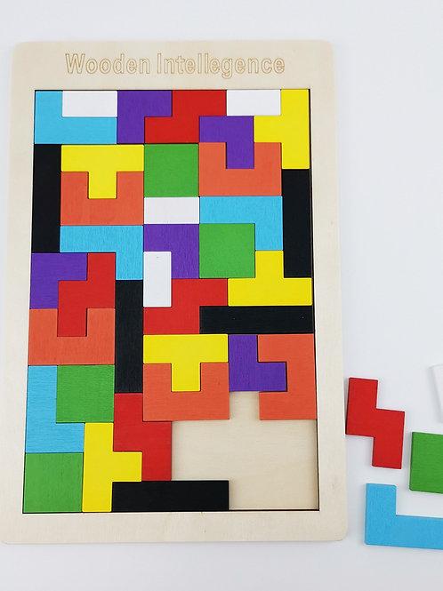Russian Puzzle Blocks