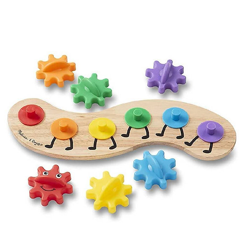 The Caterpillar Infant Fine Motor Skill Exercise Toy