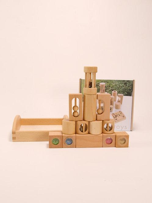 Up-Love Infant Sensory and Cognitive Building Blocks
