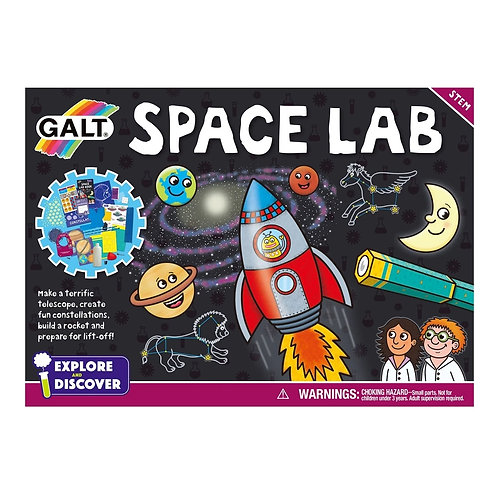 Galt Explore and Discover Space Lab